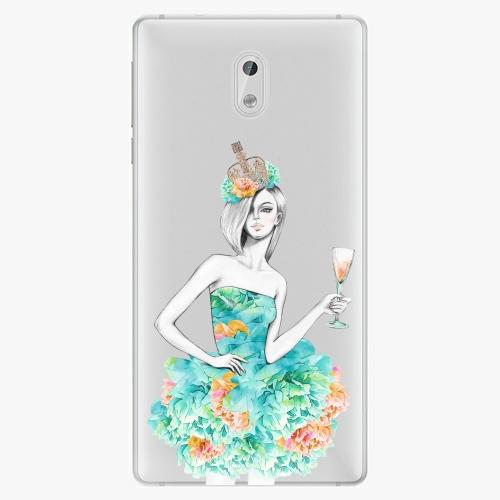 Plastový kryt iSaprio - Queen of Parties - Nokia 3