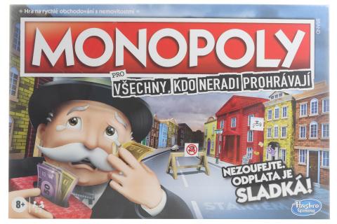Monopoly Radostné zoufání TV 1.11.-31.12.2020