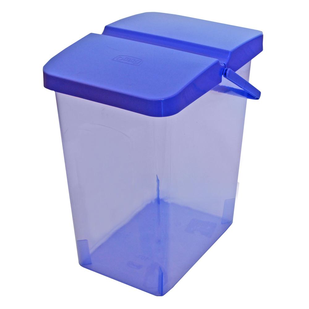 Univerzální kontejner (krmivo pro zvířata, prací prášek) 10l