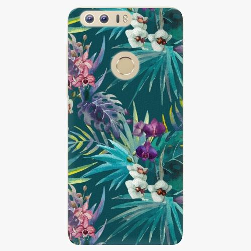 Plastový kryt iSaprio - Tropical Blue 01 - Huawei Honor 8