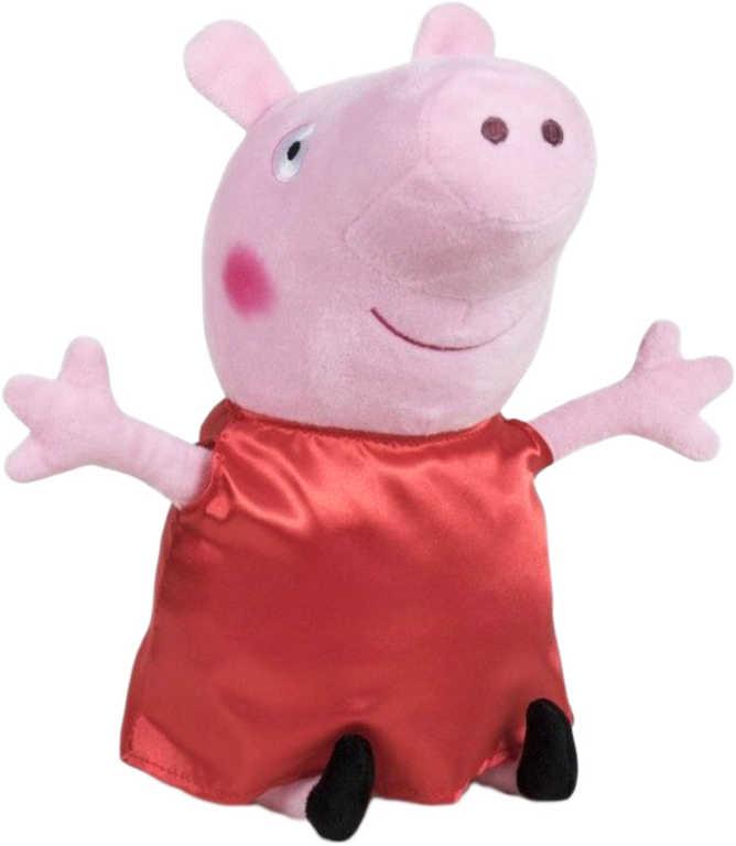 PLYŠ Prasátko Peppa Pig (Pepina) 31cm *PLYŠOVÉ HRAČKY*