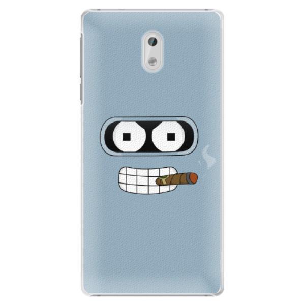Plastové pouzdro iSaprio - Bender - Nokia 3