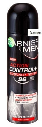 Men Mineral Action Control Clinically antiperspirant, 150 ml