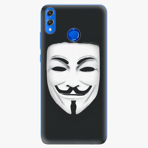 Silikonové pouzdro iSaprio - Vendeta - Huawei Honor 8X