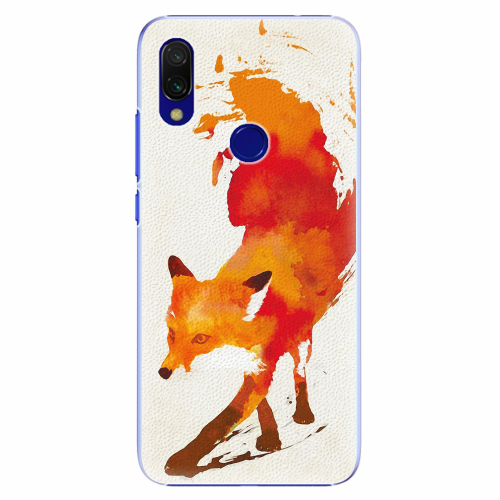 Plastový kryt iSaprio - Fast Fox - Xiaomi Redmi 7