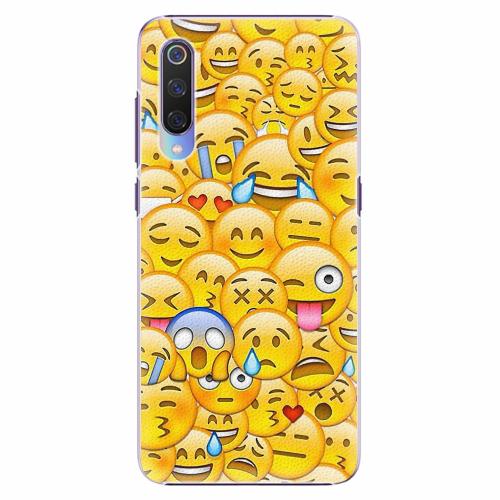 Plastový kryt iSaprio - Emoji - Xiaomi Mi 9