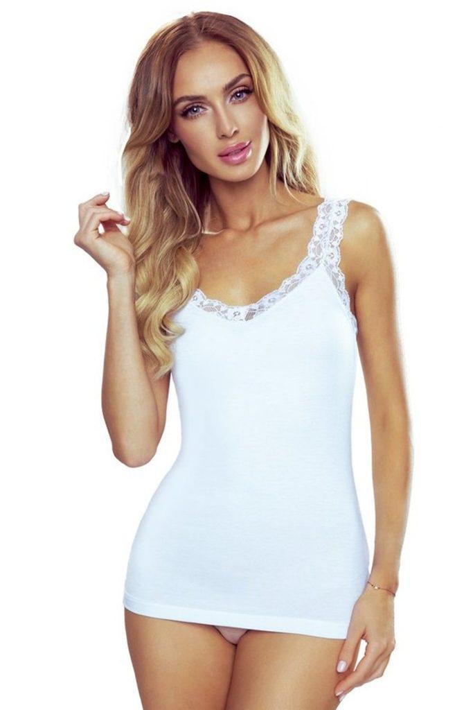 Dámská košilka Lori plus white