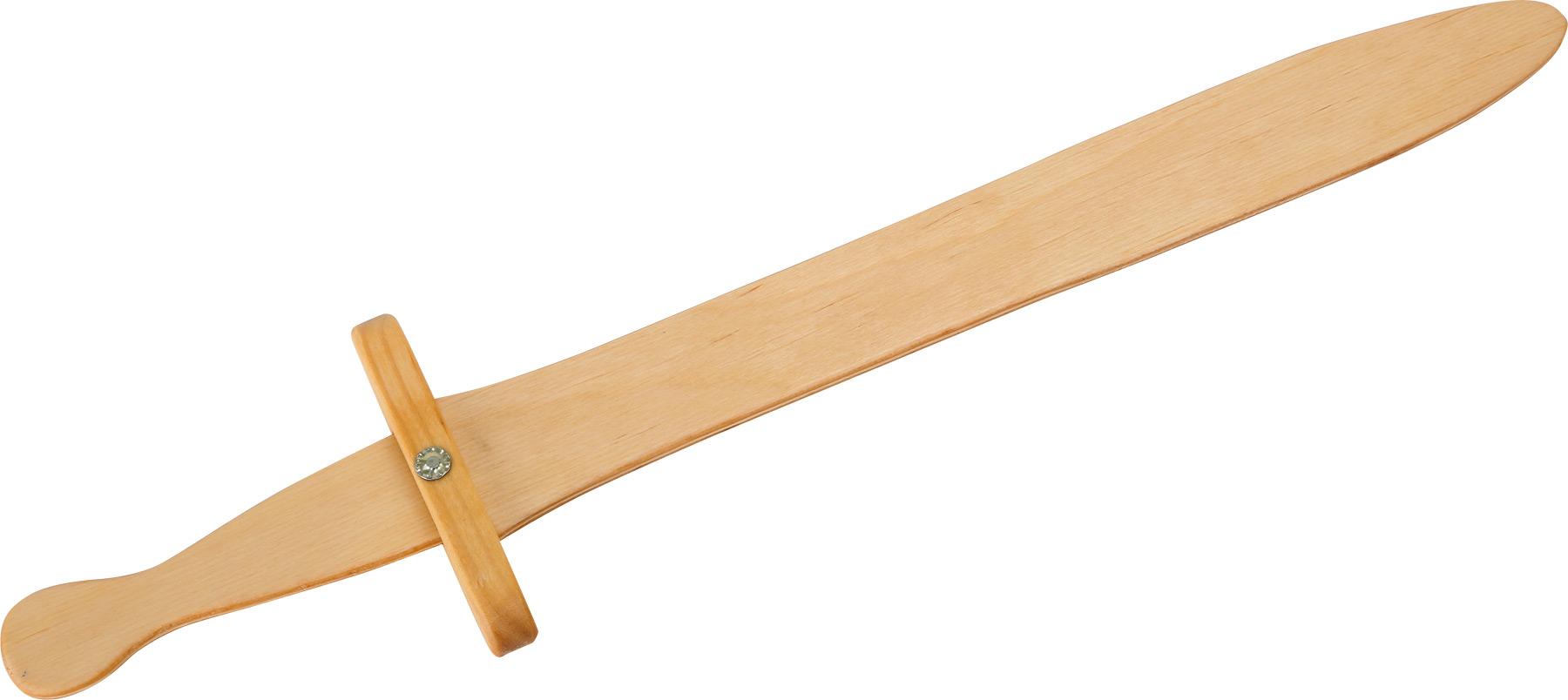 Small Foot Dřevěný meč Rolanda z Brém