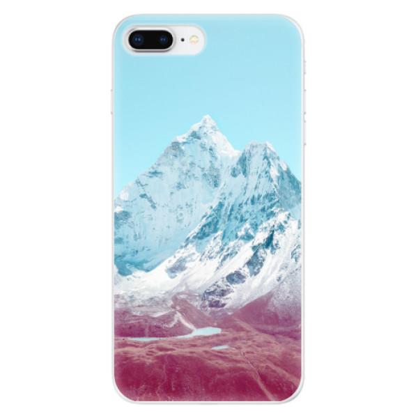 Odolné silikonové pouzdro iSaprio - Highest Mountains 01 - iPhone 8 Plus