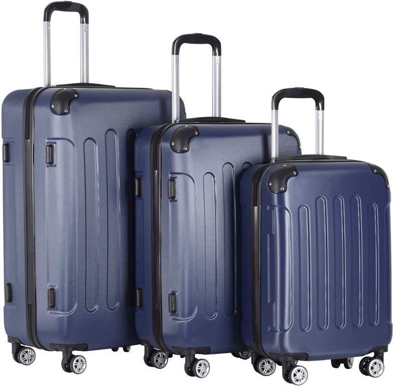 sada-cestovnich-kufru-3-dilna-tvrdy-plast-tmave-modra
