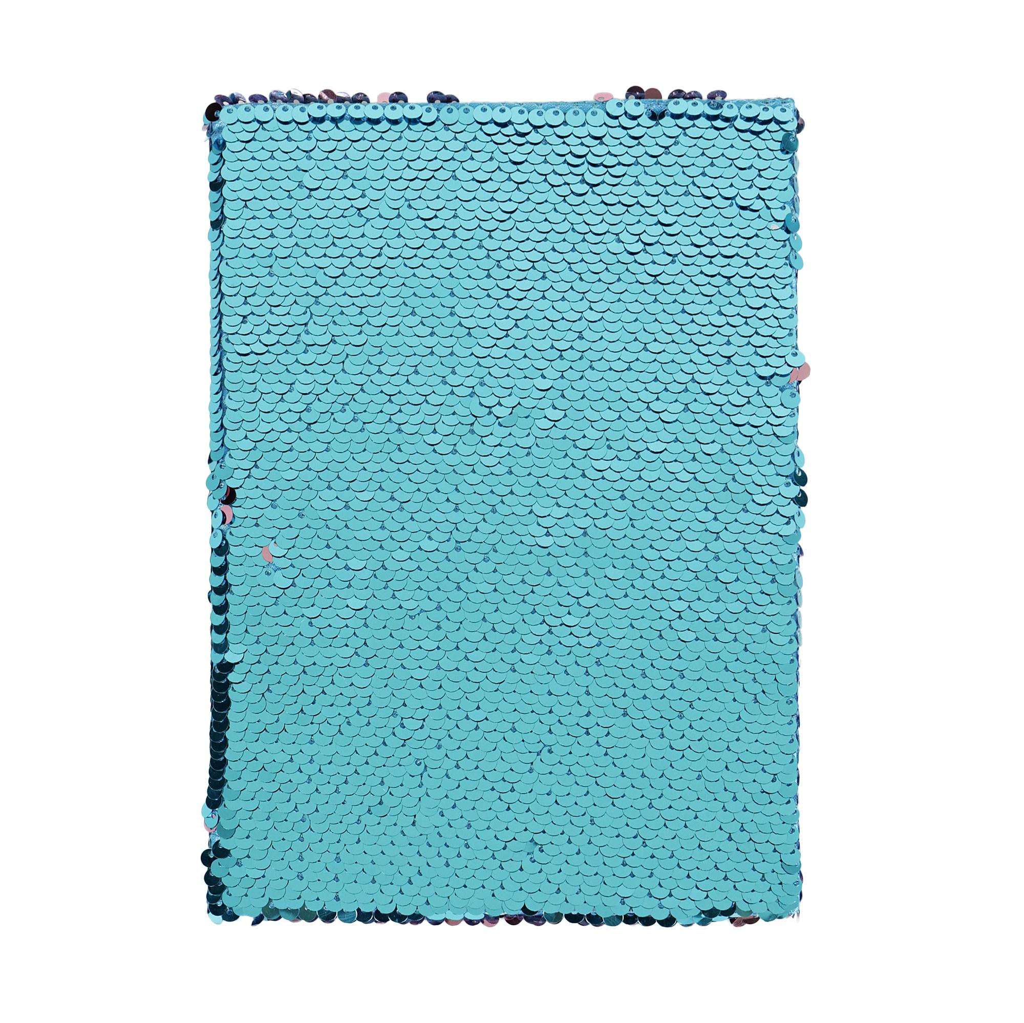 ALBI Blok s flitry - Modrý