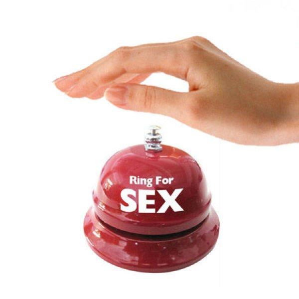 Stolní zvoneček na sex