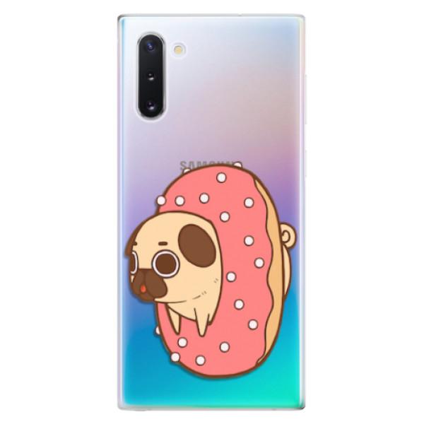 Odolné silikonové pouzdro iSaprio - Dog 04 - Samsung Galaxy Note 10