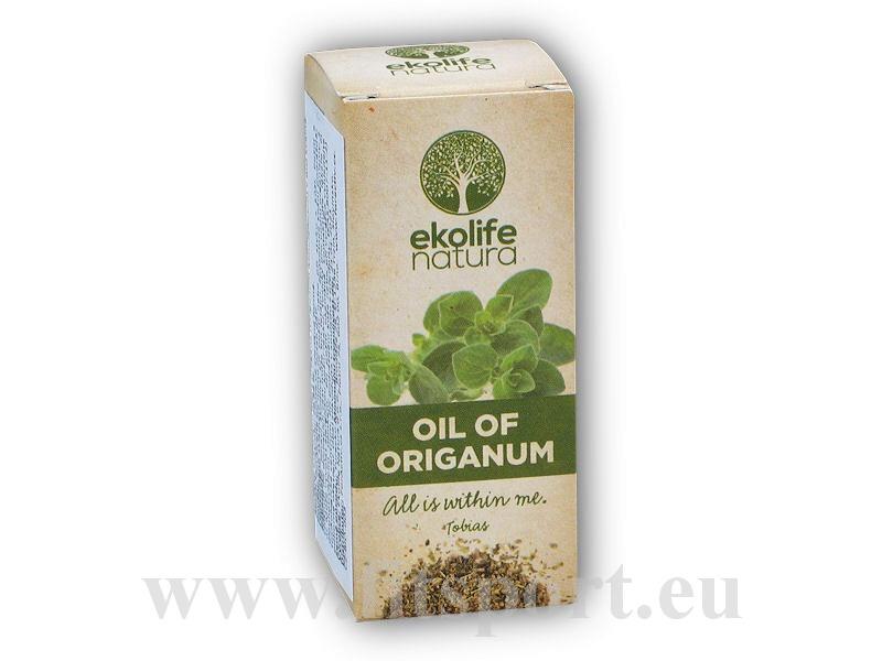 Oil of Origanum 10ml Bio Esenc.olej z oregana