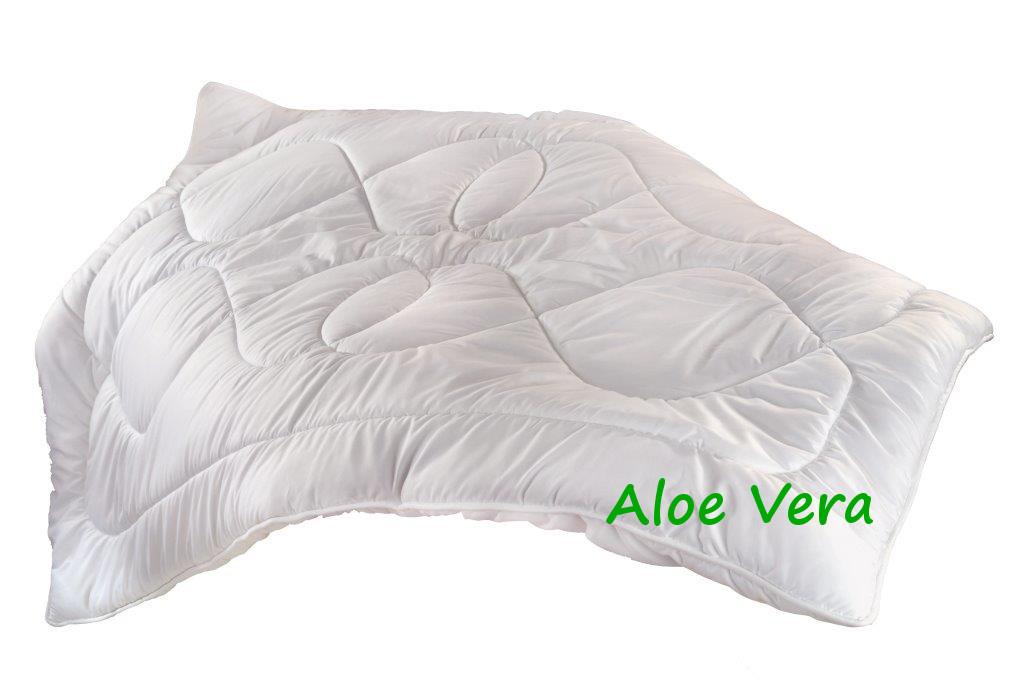 Prodloužená přikrývka Thermo Aloe Vera 140x220cm celoroční 1230g