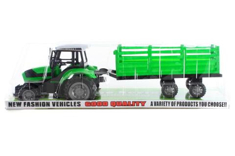 Traktor setrvačník