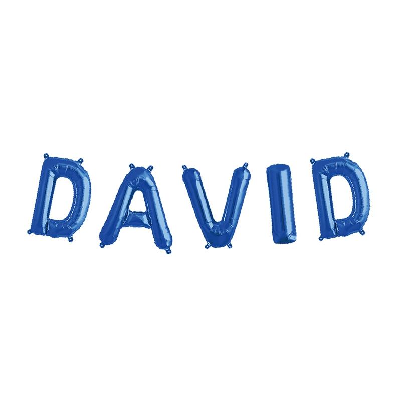 Nafukovačka - David