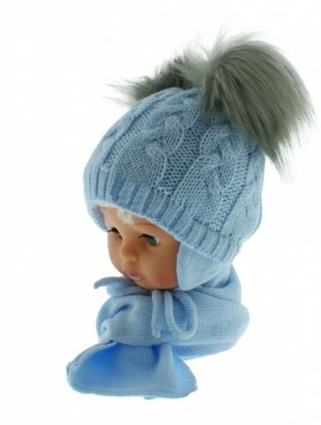 baby-nellys-zimni-cepicka-s-salou-chlupackove-bambulky-sv-modra-sede-6-18mesicu
