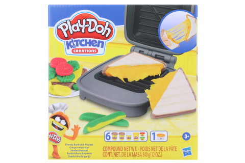 Play-Doh Sýrový sendvič