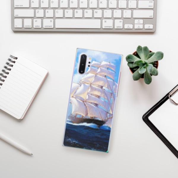 Plastové pouzdro iSaprio - Sailing Boat - Samsung Galaxy Note 10+