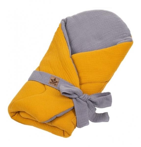 baby-nellys-muselinova-zavinovacka-s-vyztuzi-na-zavazovani-75x75cm-horcicova-seda