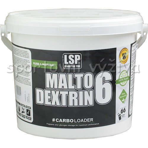 Maltodextrin 6 4000g