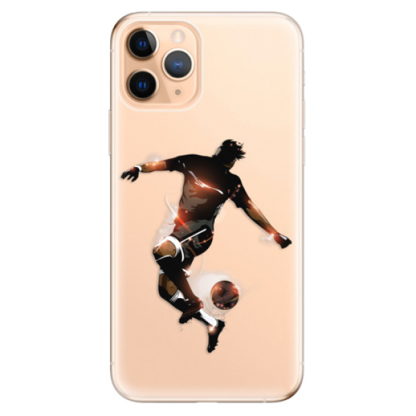 Odolné silikonové pouzdro iSaprio - Fotball 01 - iPhone 11 Pro