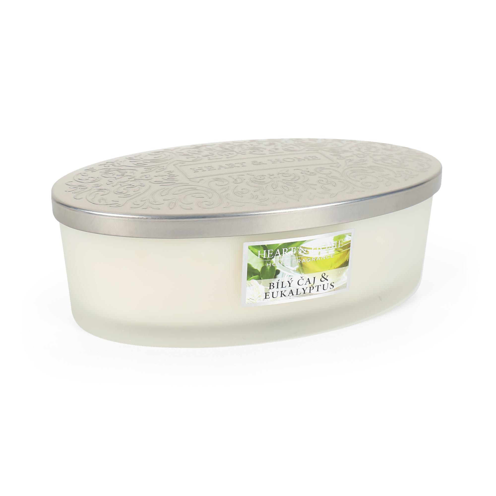 ALBI Vonná svíčka - Bílý čaj