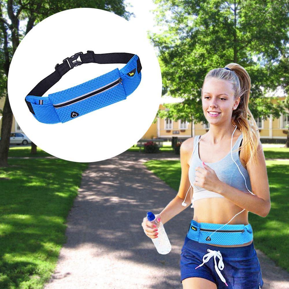 Ledvinka na běhání - modrá