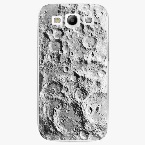 Plastový kryt iSaprio - Moon Surface - Samsung Galaxy S3