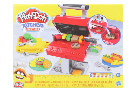 Play-doh Barbecue gril TV 1.4.-30.6.2021