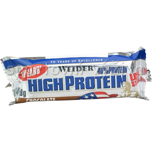 High Protein Low Carb Bar