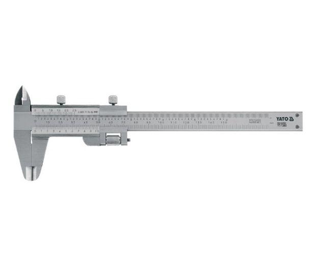 Měřítko posuvné, 15 cm