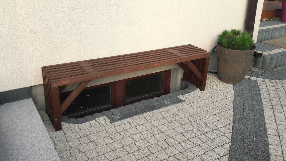 Zahradní lavice NEW STYLE