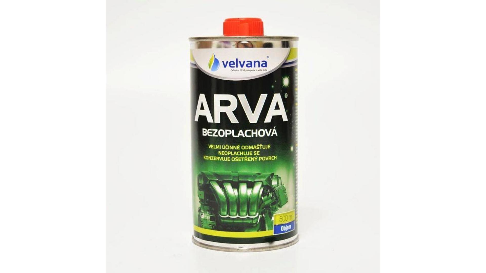 ARVA bezoplachová - plech - 500ml
