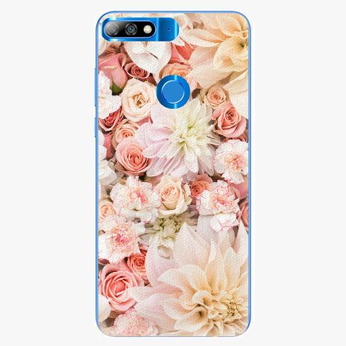Plastový kryt iSaprio - Flower Pattern 06 - Huawei Y7 Prime 2018