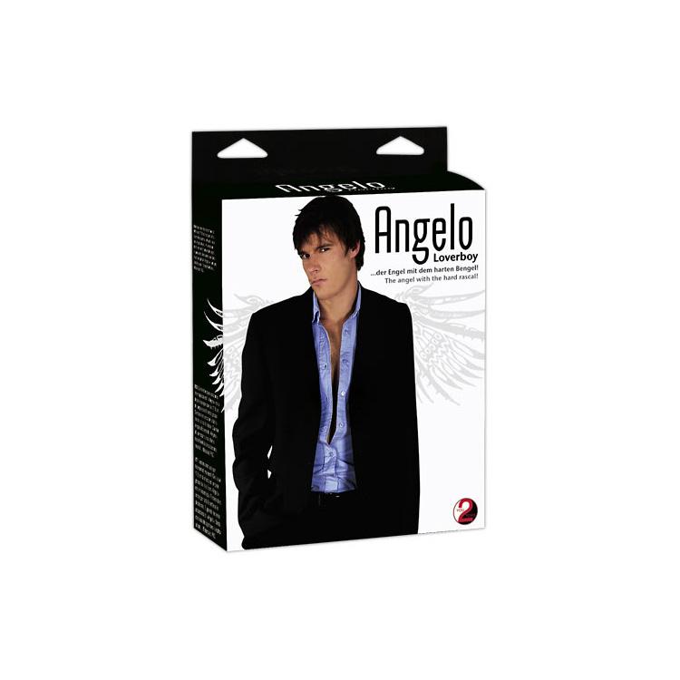 Nafukovací panák Loverboy Angelo