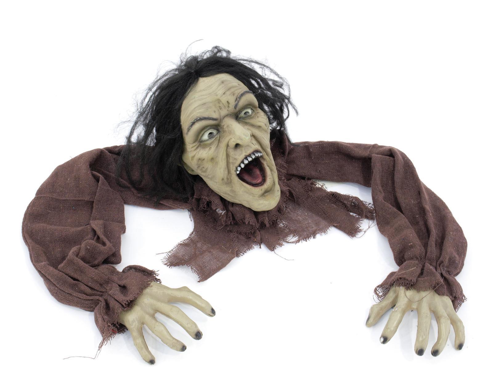 Halloween lezoucí Zombie
