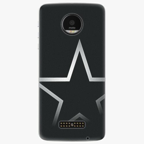 Plastový kryt iSaprio - Star - Lenovo Moto Z