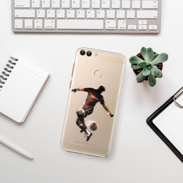 Plastové pouzdro iSaprio - Fotball 01 - Huawei P Smart