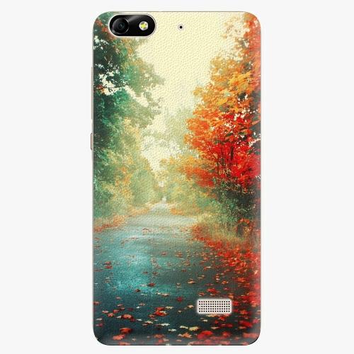 Plastový kryt iSaprio - Autumn 03 - Huawei Honor 4C
