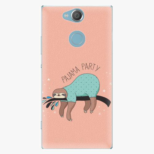 Plastový kryt iSaprio - Pajama Party - Sony Xperia XA2