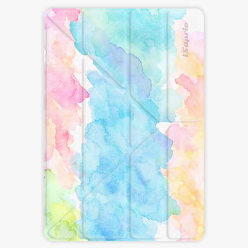 Pouzdro iSaprio Smart Cover - Watercolor 02 - iPad 2 / 3 / 4