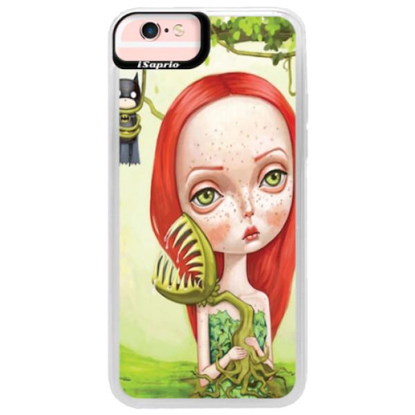 Neonové pouzdro Pink iSaprio - Poison - iPhone 6/6S