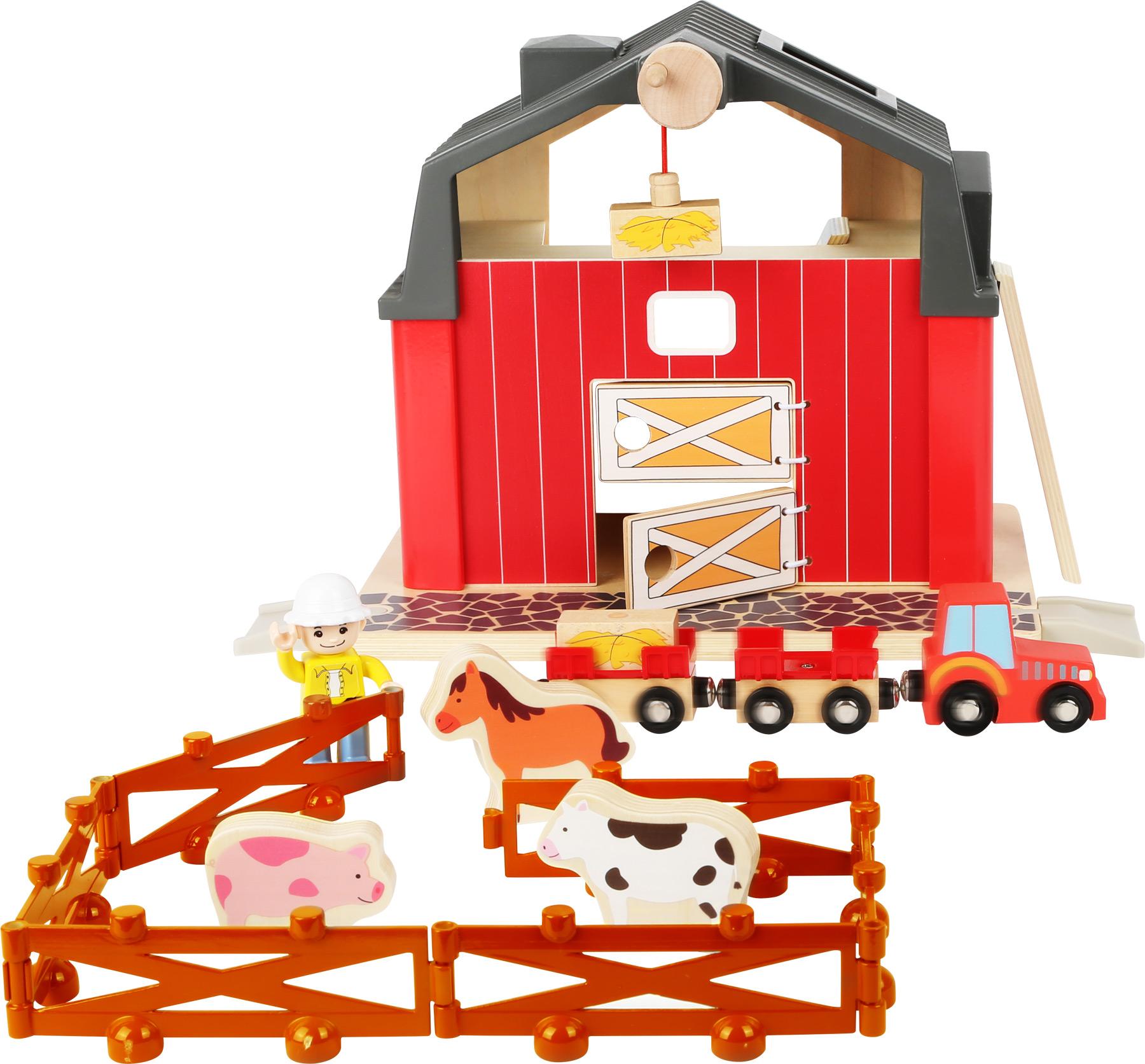 Small Foot Farma s příslušenstvím