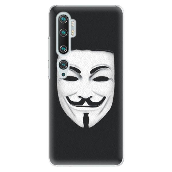 Plastové pouzdro iSaprio - Vendeta - Xiaomi Mi Note 10 / Note 10 Pro