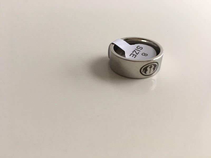 Ocelový prsten Star Wars - Jedi