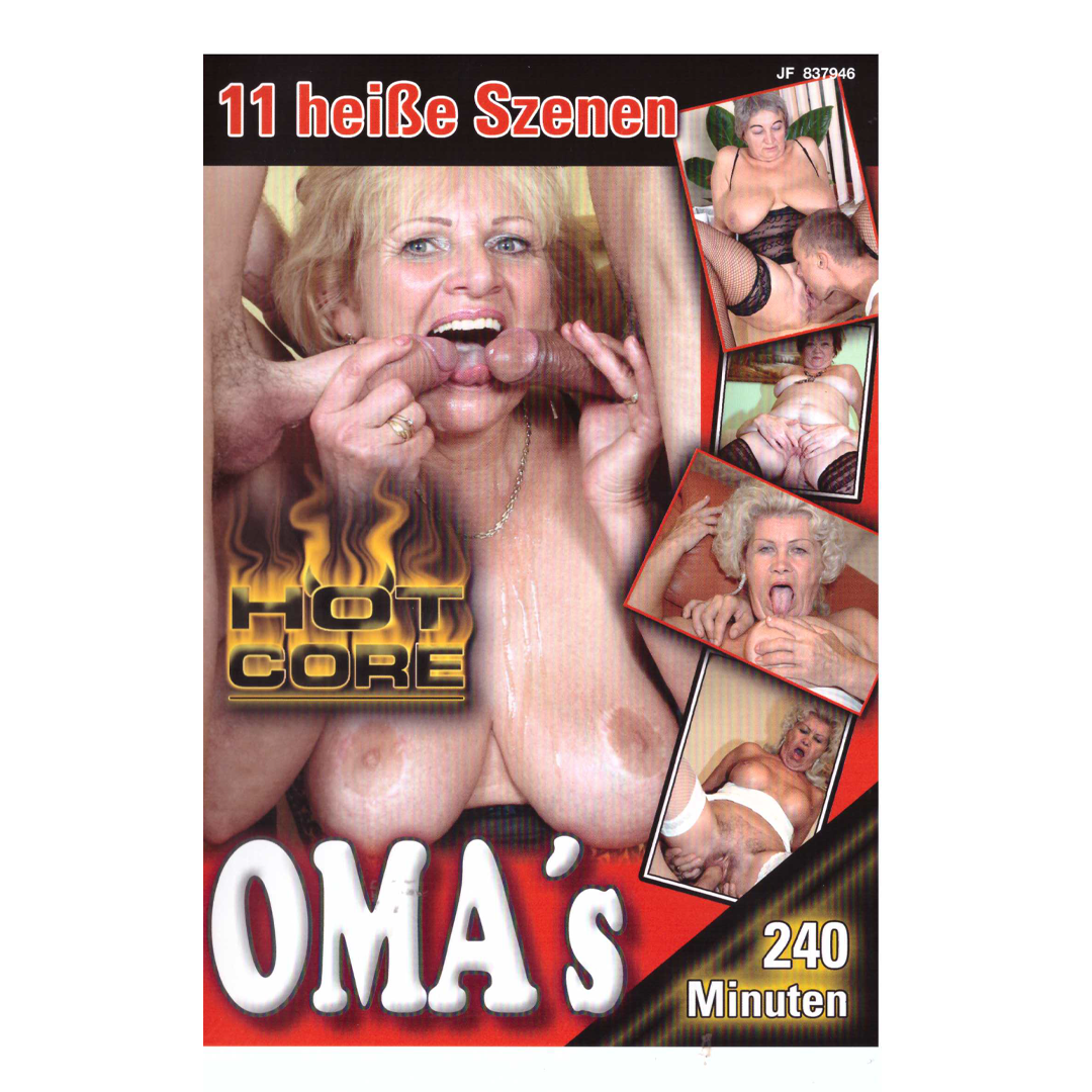 DVD - Hot core - OMA's <br />4 HODINY, DVD
