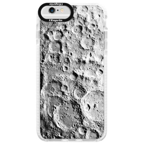 Silikonové pouzdro Bumper iSaprio - Moon Surface - iPhone 6/6S