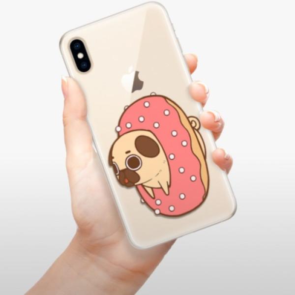 Silikonové pouzdro iSaprio - Dog 04 - iPhone XS Max
